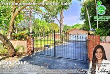 Fort Lauderdale Homes for Sale by Broker Patty Da Silva of Green Realty Properties