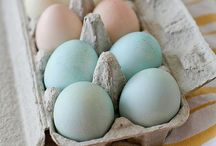 Easter Egg Ideas / A collection of Easter egg ideas.