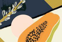 illustration food body