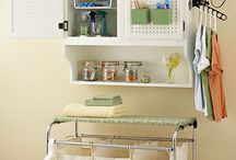 home organization / how to organize home spaces
