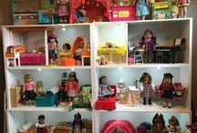 American girls dolls