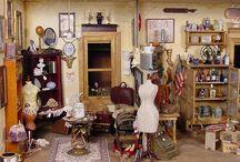miniatuur winkeltjes