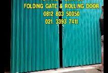081280350050 - AGEN SUPPLIER ROLLING DOOR & FOLDING GATE