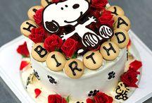 Snoopy birthday party idea