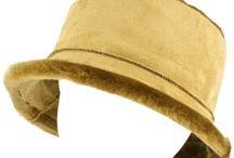Womens Bucket Hats / by Jannette Diamond