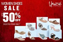 50% off on Selected Ladies Styles