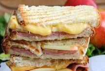Panini Sandwiches