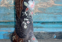 boots and shoes / by Claudia Rohling