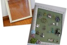 Organizer Jewelry - DIY/Ideas