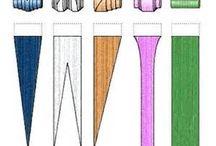 gioielli di carta