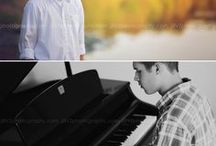 Photo Ideas - Senior Boys