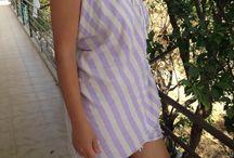 Beach wear / Turkish towel beach dress