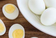 Food. Eggs