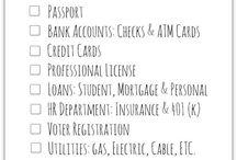 Ślubne check listy