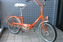 CALOI -Brazil / Caloi is a large Brazilian bicycle company based in São Paulo, Brazil.  The company was founded in 1898 by Italian immigrants Luigi Caloi and his brother-in-law, Agenor Poletti.  In the 1970's the Caloi Berlineta was a quite popular folding bike model.  http://www.foldingcyclist.com/Caloi-Berlineta-Dobravel-folding-bike.html