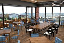 Misbaşak Fırın / Gölbaşı / Turquoise İç Mimarlık restoran