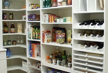 Pantry / Kitchen pantries