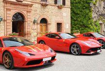 Ferrari Tours of Italy, drive a Ferrari sport car, visit Rome, Florence, Milan, Tuscany, Como Lake