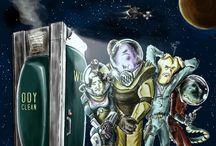 IllustraSciFi I / Workshop sobre ilustración de ciencia ficción
