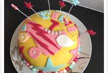 soy Luna gâteau