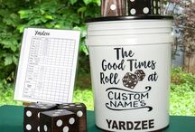 Yard games ideas