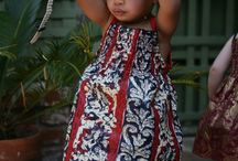 African Print Designs for kids