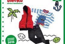 Colección Invierno 2015 - Owoko / ¡Amigos Imaginarios! Conocé toda la colección en nuestros locales exclusivos y la Tienda Digital: www.tiendaowoko.com.ar
