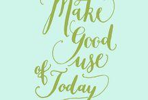 Positive Words.