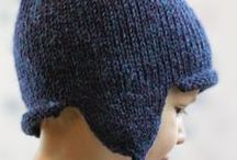 Knitting and sewing for children