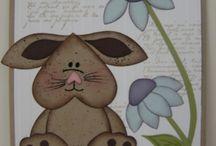 Wielkanoc- kartki