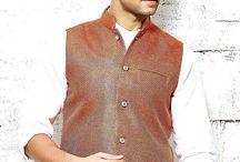 Nehru Jackets / Collection of Elegant Nehru Jackets bringing you emotions and sensation of gentleness.