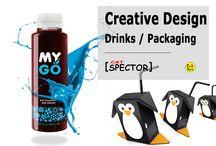 Creative Design. Drinks / Packaging