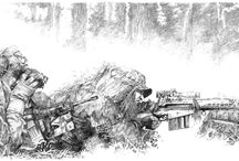 Army / Airsoft and Survival