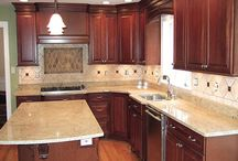 kitchen / by Kimberly Wood Rougeau