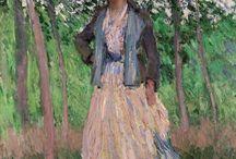 Claude Monet (Ritratti)