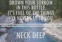 \\ Neck Deep \\