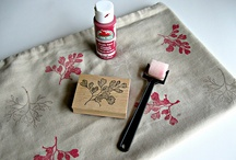 Fabric stamping