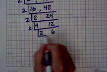 Teaching Math- Factors & Multiples