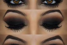 Dramatic makeup inspiration