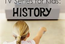 Homeschool - History / by Melissa Conklin