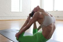 Yoga poses / by Milca Amich