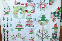Christmas Quilts / by Sharon Burkhart