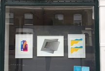 Exhibition at Walthamstow Village Window Gallery / Look Up / Geometry, Line, Pattern, Colour at the Walthamstow Village Window Gallery, 03–25 September. Featuring selected limited edition screen prints and digital prints by each of the fifteen artists featured in our launch collection, including: Kate Banazi, Yann Brien, Frea Buckler, Bonnie Craig, William Edmonds, Kate Gibb, Fiona Grady, Chris James, Sam Kerr, Mark McClure, Josie Molloy, Nounua, Charlie Patterson, Sophie Smallhorn, and Supermundane.   www.wvwg.co.uk www.lookupprints.com
