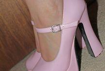 vestidos zapatos