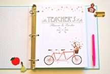 Teacher organization / by Liz Brown