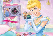 Disney Princesas. Cenicienta