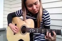 Fingerstyle Guitar Covers / Fingerstyle guitar music played by me on my guitars...recorded with the iPhone...