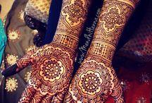 henna and tattoo