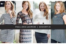 KOKOON Fall 2014 / Fun fashions available through your KOKOON rep! See the entire collection at www.kokoon.net