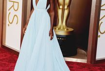 Oscar Dresses that should be Wedding Dresses 2014 / Red carpet to aisle--these dresses should inspire alternative wedding gowns
